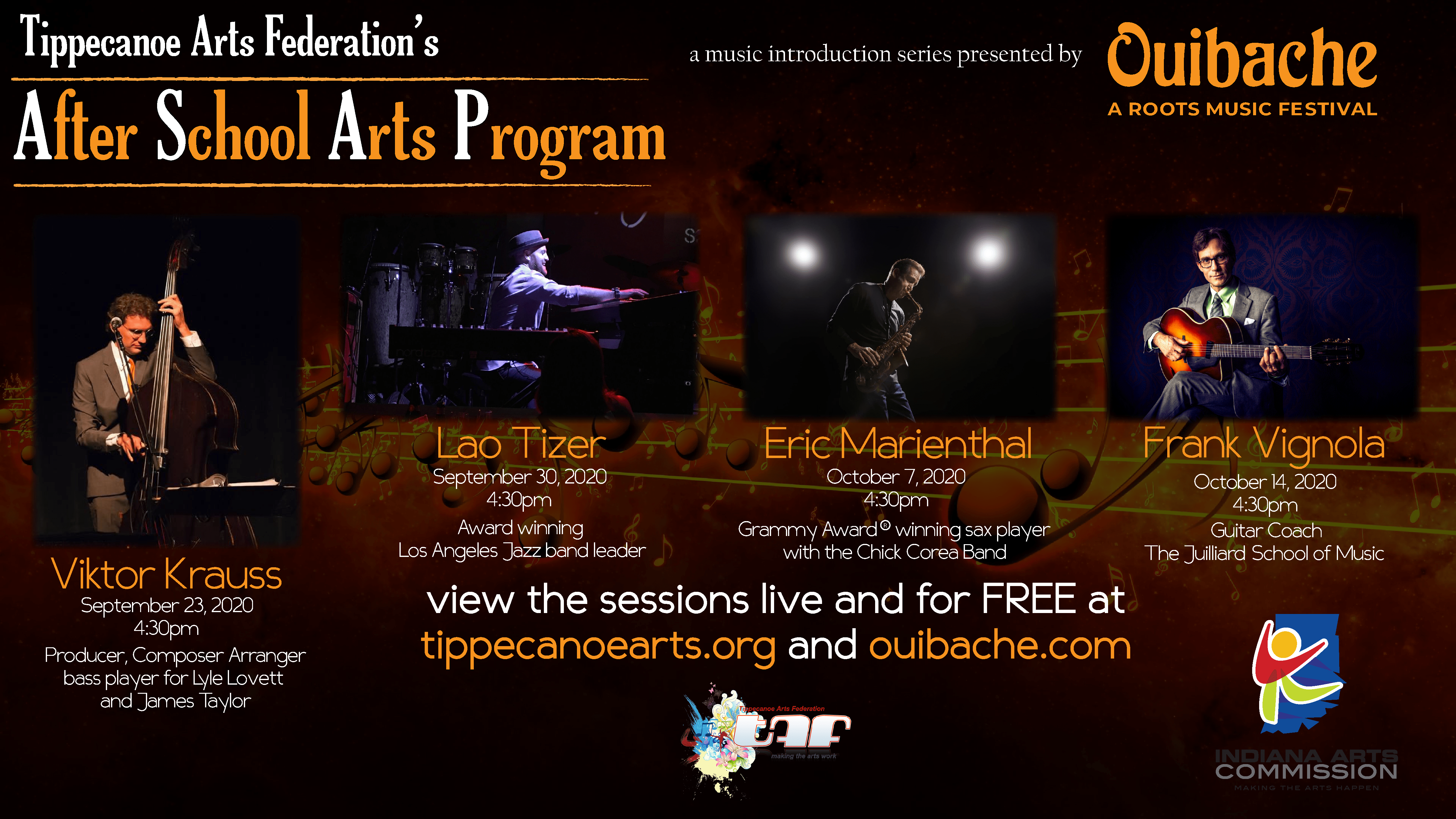 After School Arts Program Advertisement